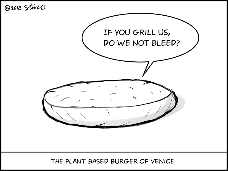 The Burger of Venice