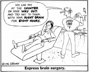 1996-06-01 Express brain surgery